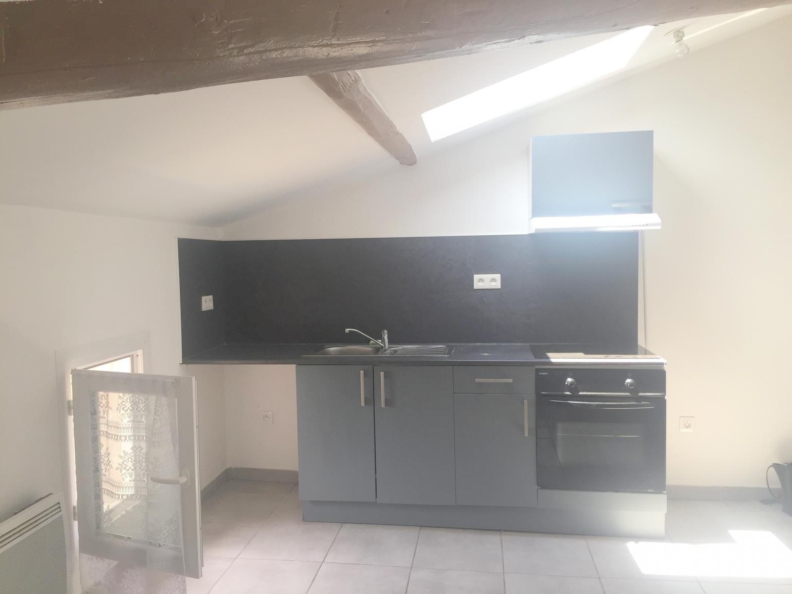 Annonce location appartement b ziers 34500 30 m 400 for Location appartement meuble beziers