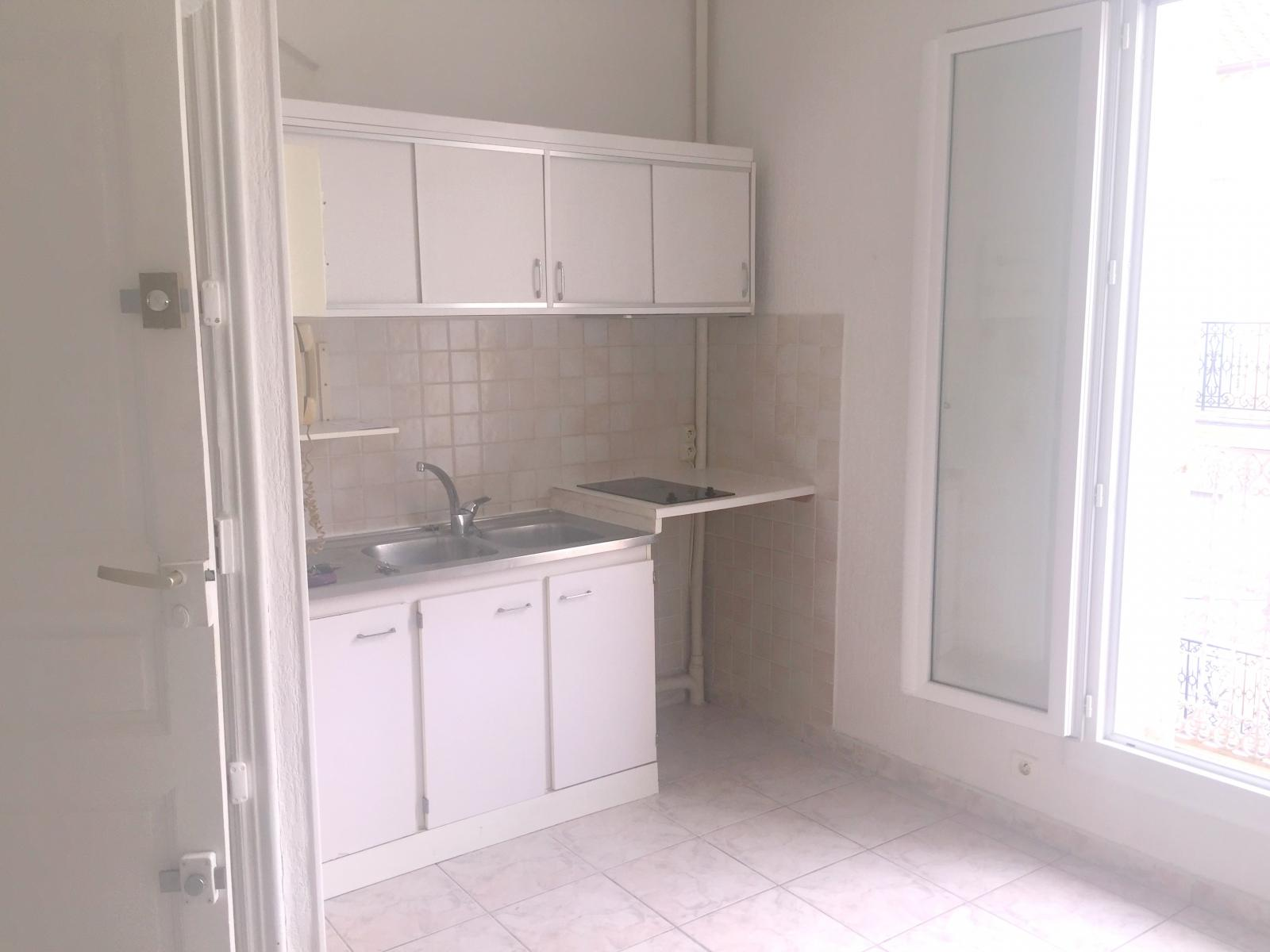 Annonce location appartement b ziers 34500 38 m 420 for Location appartement meuble beziers