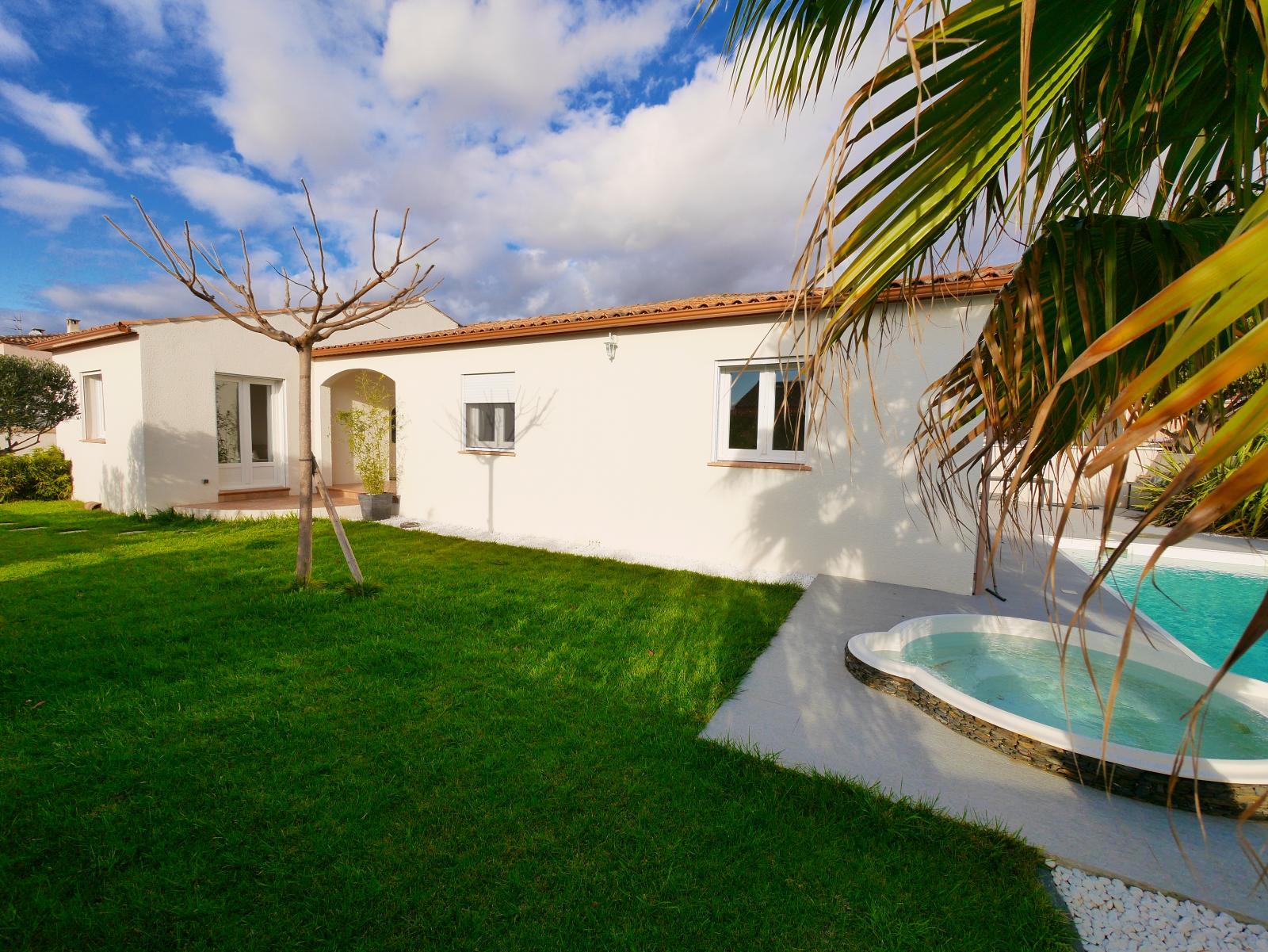 annonce vente maison lunel 34400 125 m 380 000 992739635837. Black Bedroom Furniture Sets. Home Design Ideas