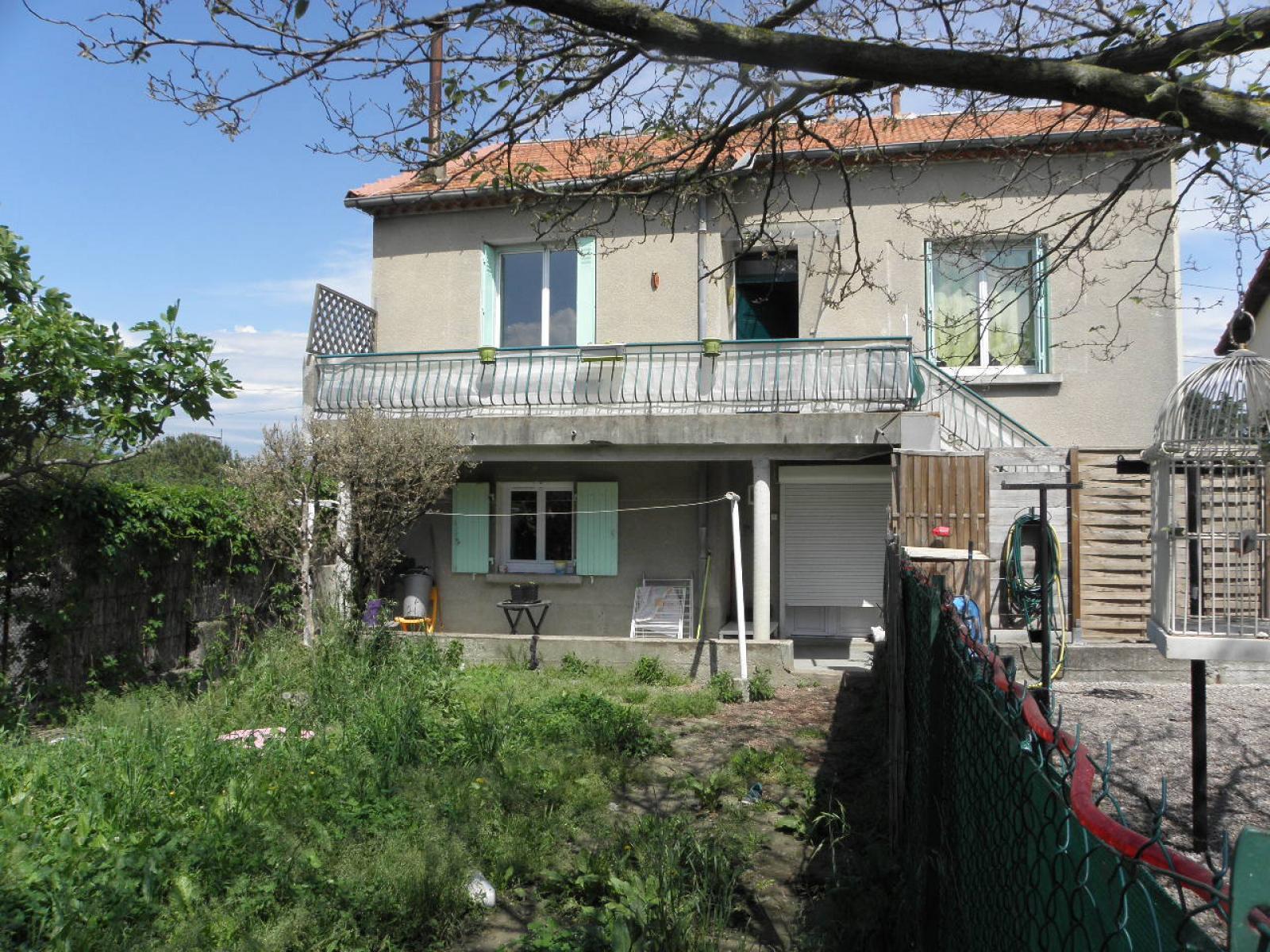 Annonce vente maison saint hilaire de brethmas 30560 for Maison saint pierre rodez
