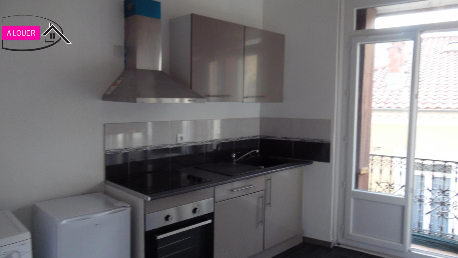 Annonce location appartement b ziers 34500 48 m 395 for Location appartement meuble beziers